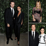 The Beckhams, Sienna Miller, and More It Brits Collaborate For a Cause
