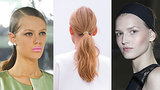 NYFW Gives Us 3 Low-Maintenance Hair Trends