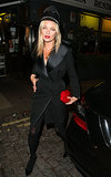 Costume-Clad Kate Moss and Sienna Miller Have a Wild Night in London