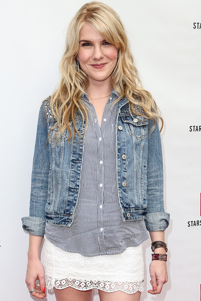 Lily Rabe joined Mockingjay Parts 1 and 2 as Commander Lyme, a past winner of the Hunger Games now helping lead the rebellion. Check out the whole cast of Mockingjay.