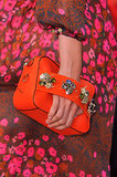 Handheld Clutch: Matthew Williamson Spring 2014