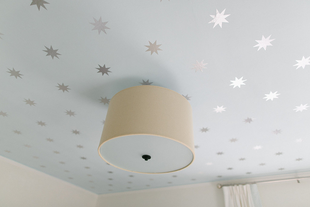 DIY Starry Ceiling