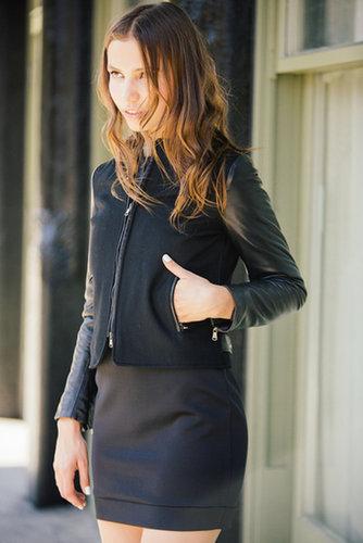 Imperial Leather Biker Jacket