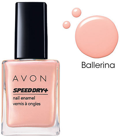 Speed Dry+ Nail Enamel in Outlet