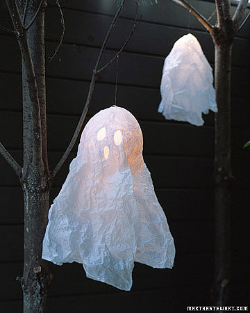 Ghost Balloons