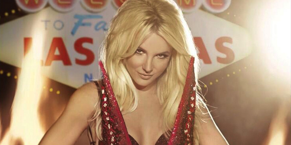 Video: Britney Spears Announces She's Headed to Vegas For Two Years!
