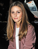 Olivia Palermo at Anya Hindmarch Spring 2014.