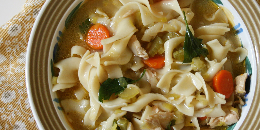 Keep Colds at Bay With Chicken Noodle Soup