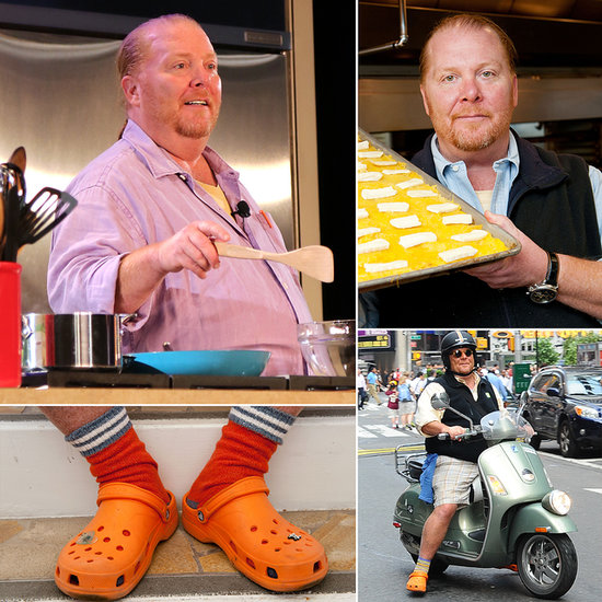 Mario Batali's Greatest Tips For the Home Cook