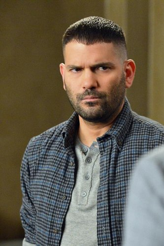 Scandal Guillermo Diaz in the season premiere of Scandal.