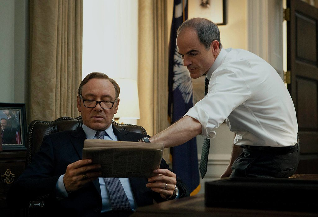 The show: House of Cards  The date: Road trip to your state's capitol   When Francis Underwood sets out to get revenge on the people who snubbed him for a secretary of state appointment, you know the congressman means business. Set out yourself on a civic lesson by taking a romantic road trip that ends at your state's capitol. Source: Netflix