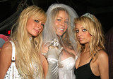 Nicole Richie and Paris Hilton showed up together for Mariah Carey's annual Halloween party in NYC back in October 2004.