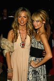 Nicole Richie and her then-stylist Rachel Zoe attended the Marchesa runway show together during New York Fashion Week in February 2006.