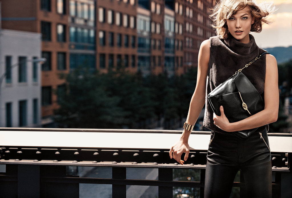 Karlie Kloss photographed by Craig McDean. Photo courtesy of Coach
