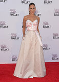 Sarah Jessica Parker donned a pink gown for the New York City Ballet 2013 Fall Gala.