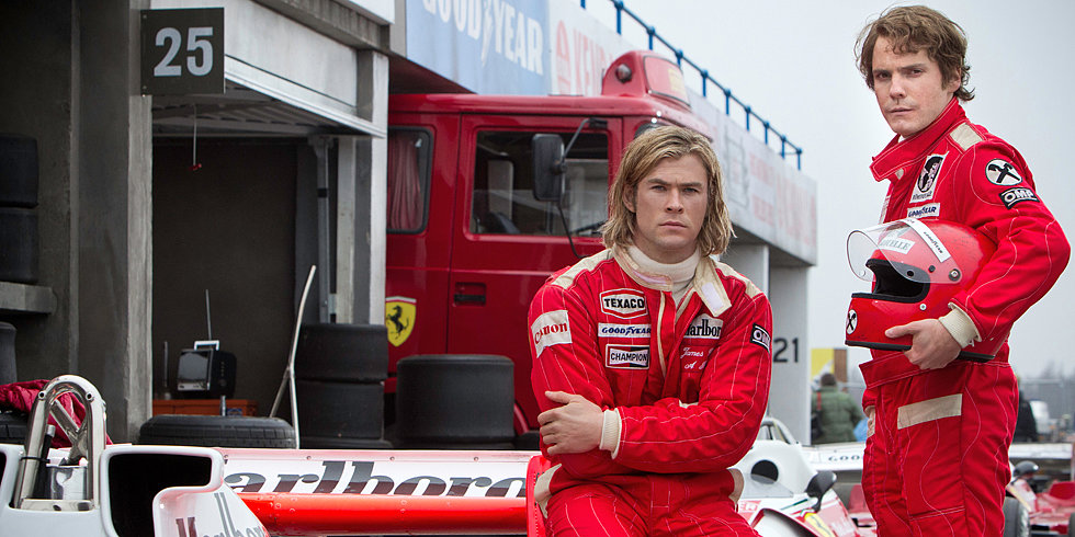 Rush: Ron Howard Steers Chris Hemsworth to Victory