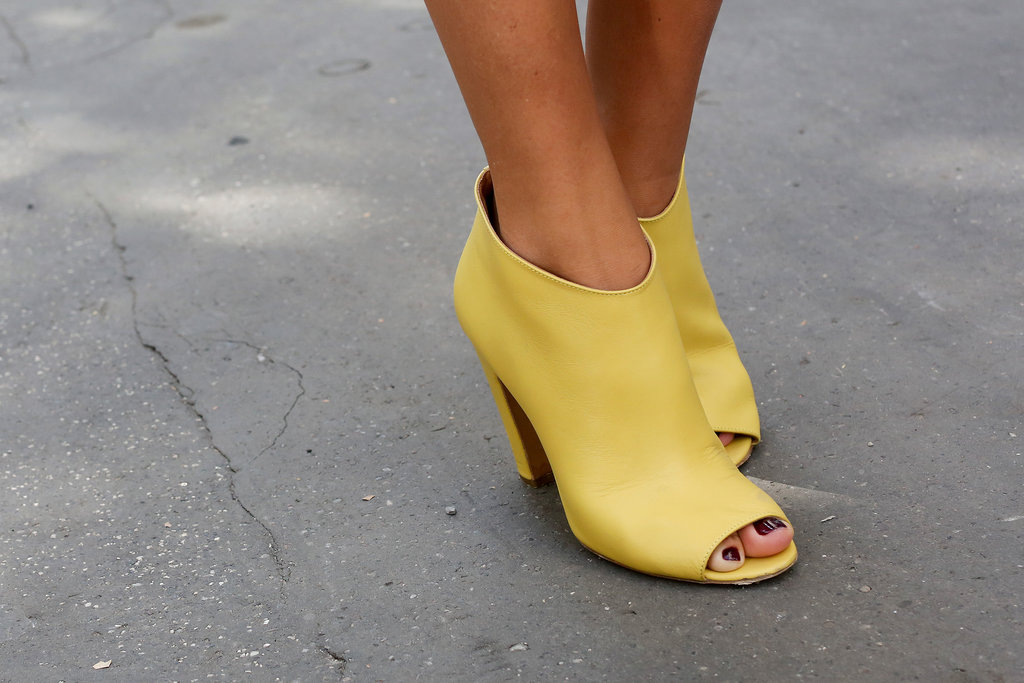 We'd like to take a walk in her shoes.