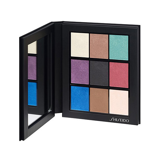 Shiseido's Eye Color Bar ($50) provides what every woman needs: an eclectic grab bag of colors to fit her every mood.