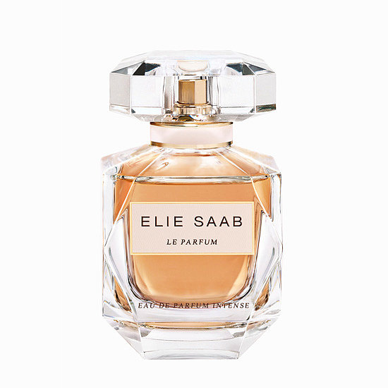 Elie Saab Le Parfum Eau de Parfum Intense ($130) was released just in time for the colder months. This more sensuous version is a warm oriental floral made up of ylang ylang and patchouli and was inspired by the radiance of a sunset.