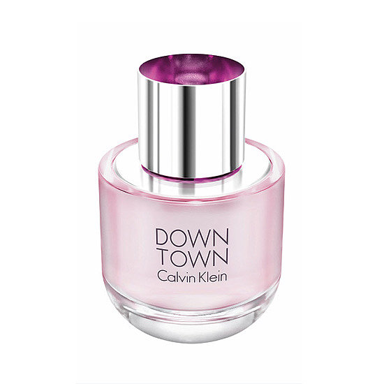 Inspired by the edginess of urban culture, Downtown Calvin Klein ($45-$80) is a surprisingly soft feminine scent that mixes fruity notes like green pear and watery plum with pink peppercorn, gardenia, and musk.