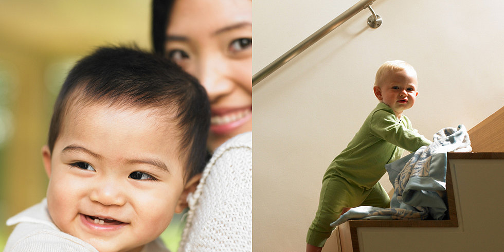 The 6 Biggest New-Mom Surprises of Baby's First Year
