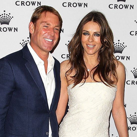 Shane Warne and Elizabeth Hurley Relationship Update