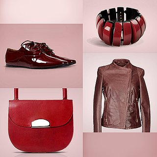 Hot Hue: Oxblood Red