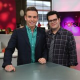 Josh Gad Thanks For Sharing Interview