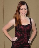 How I Met Your Mother's Alyson Hannigan will present.