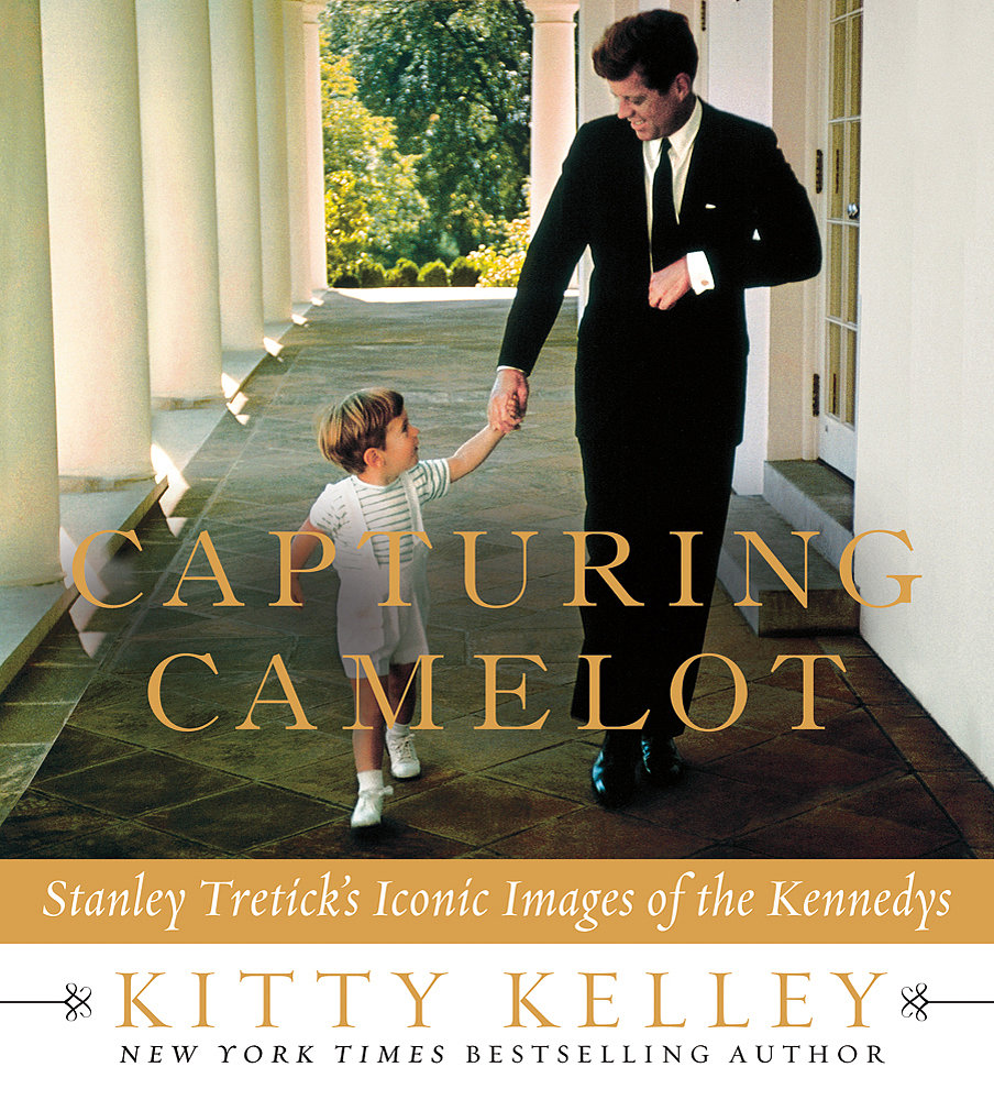 Capturing Camelot: Stanley Tretick's Iconic Images of the Kennedys is a collection of the photojournalist's most striking, intimate snapshots of the family.