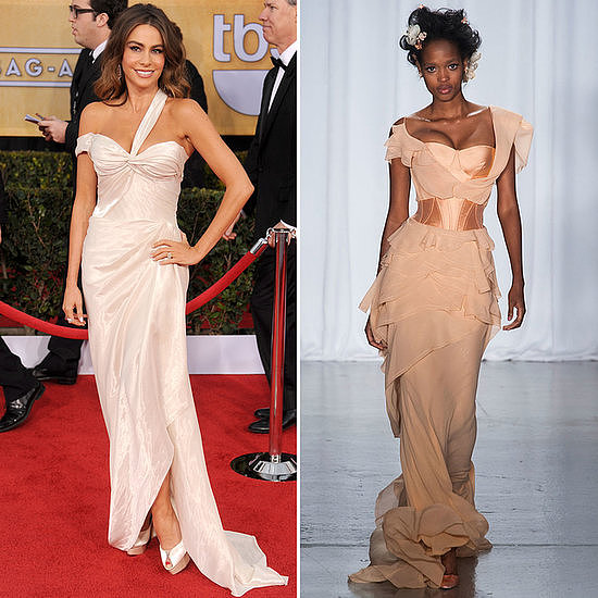 The Emmys are just a few hours away! We think our favorite stars will wear these dresses.