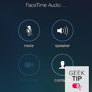 Make FaceTime Audio Call