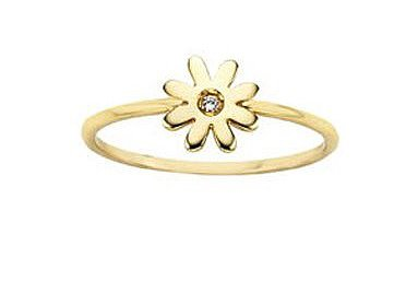 Ring, $279, Karen Walker.