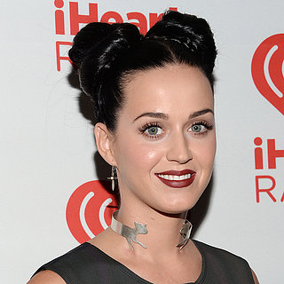 Celeb Hair & Beauty, 2013 IHeartRadio Festival: Katy Perry