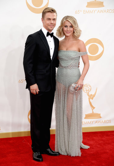 Julianne Hough Supports Her Big Brother at the Emmys