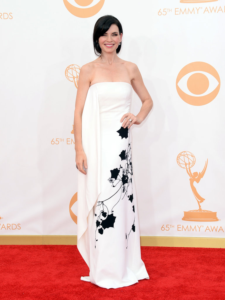 Juliana Margulies attended the 2013 Emmy Awards.