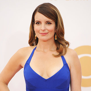 Tina Fey's Hair and Makeup at Emmys 2013 | Pictures