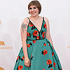 Lena Dunham at the Emmy Awards 2013 | Pictures