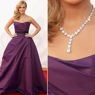 Carrie Underwood Dress at Emmys 2013 | Pictures