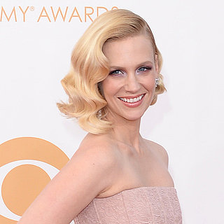January Jones Dress at Emmys 2013 | Pictures