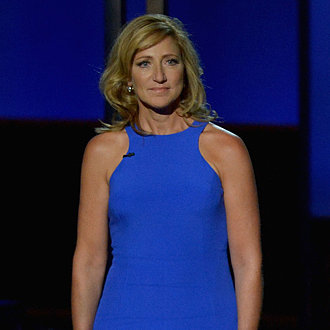 Edie Falco Tribute to James Gandolfini at 2013 Emmy Awards