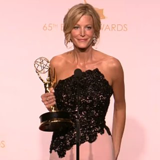 Anna Gunn Emmy Awards Backstage Interview | Video