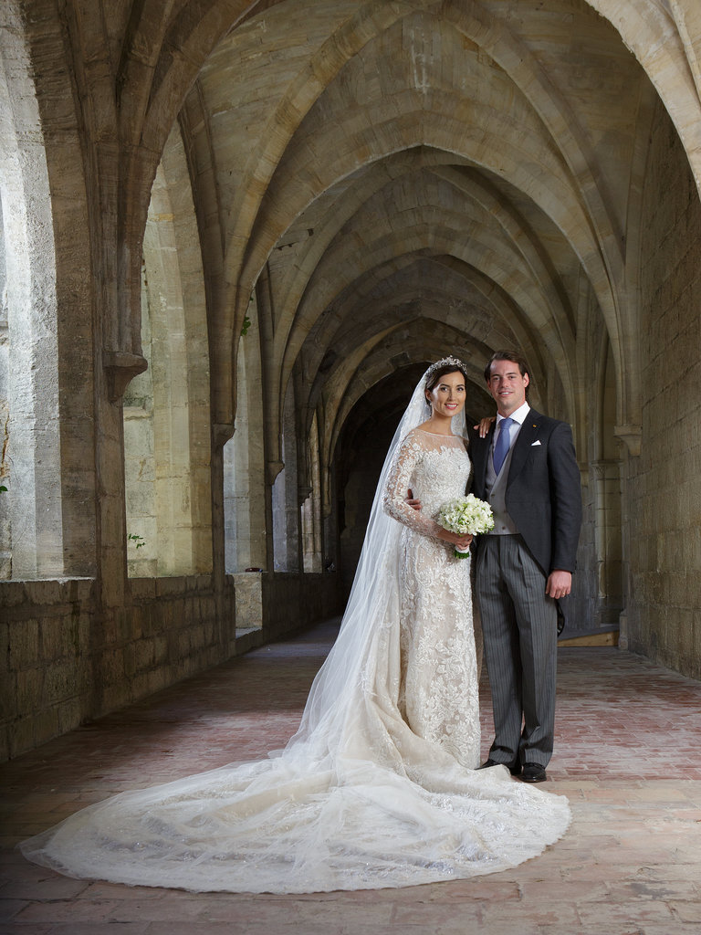 Prince Félix of Luxembourg and Claire Lademacher wed in France on Sept. 21, 2013.