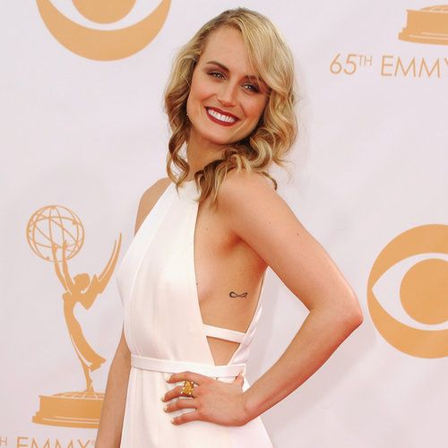 Taylor Schilling at the Emmy Awards 2013 | Pictures