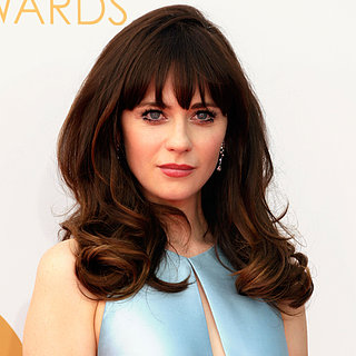 Zooey Deschanel at the Emmy Awards 2013 | Pictures