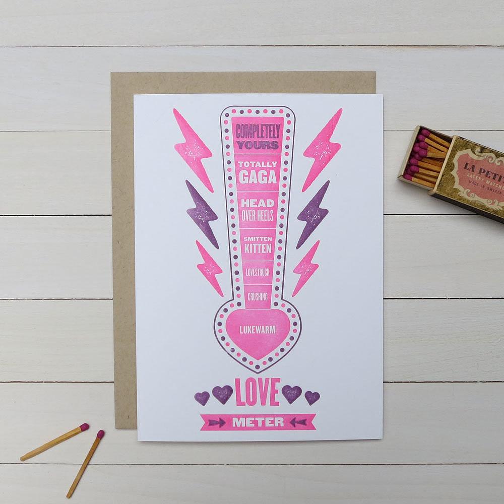 Love meter ($5)