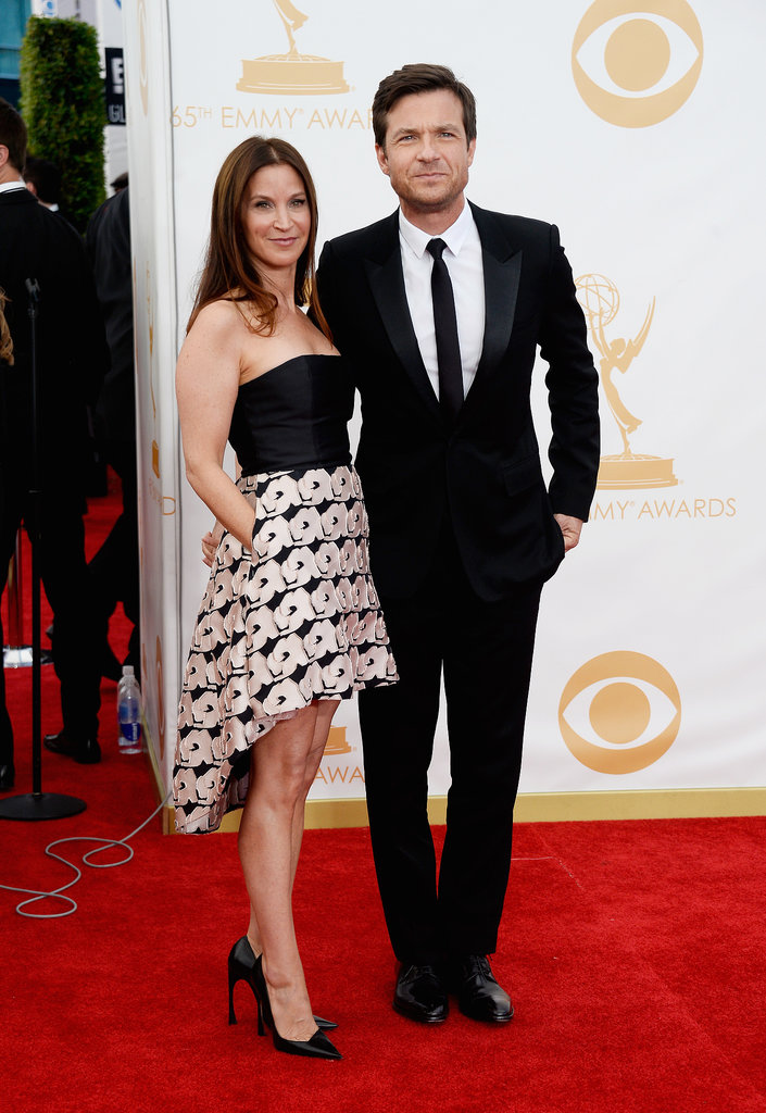 Amanda Anka and Jason Bateman