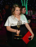 Merritt Wever attended the 2013 Emmys Governors Ball.