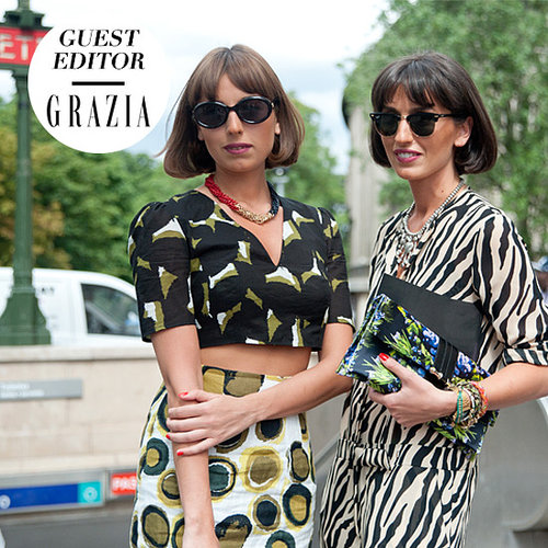 Grazia's Paris Fashion Week Edit