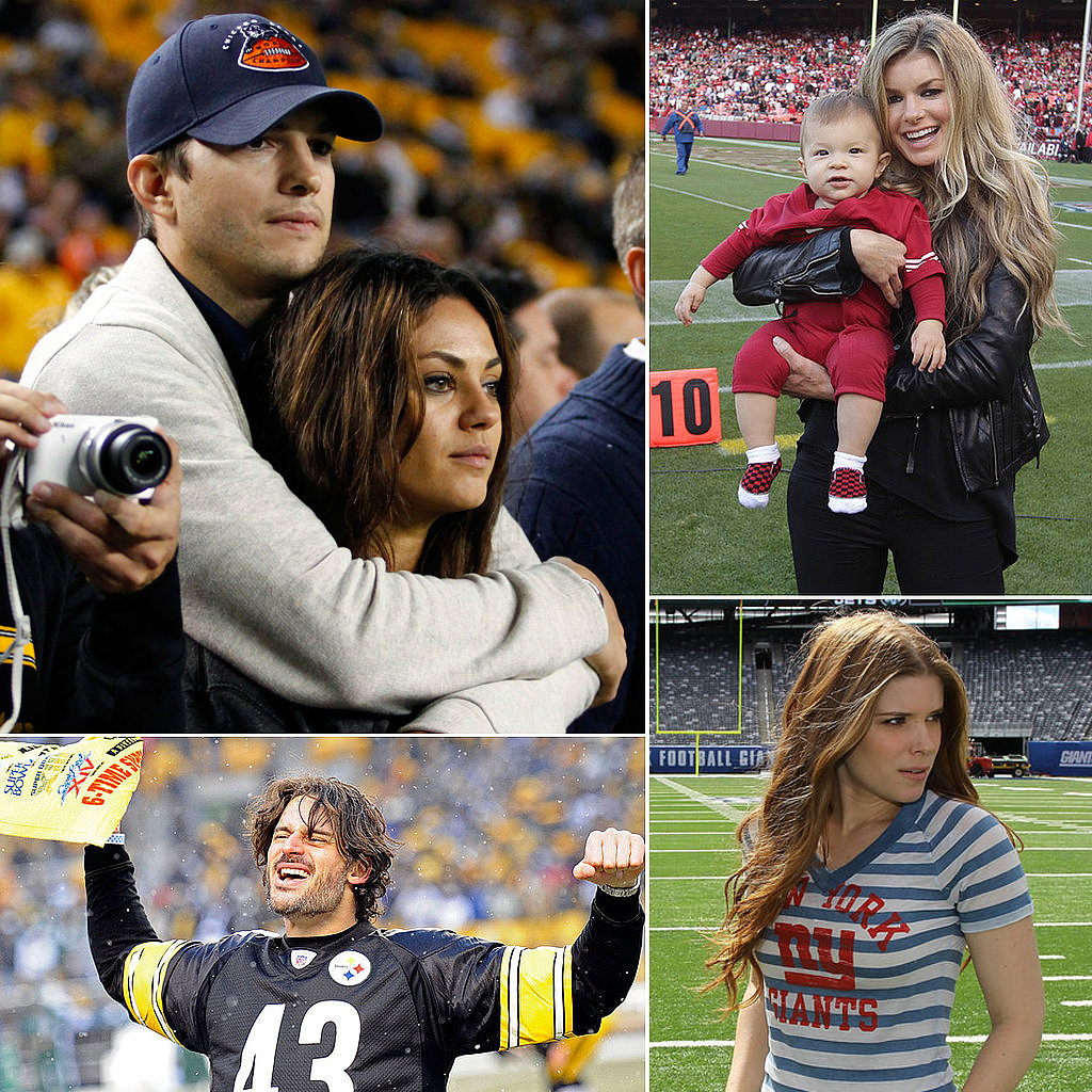 Stars on the Sidelines: Celebrities Who Love Football